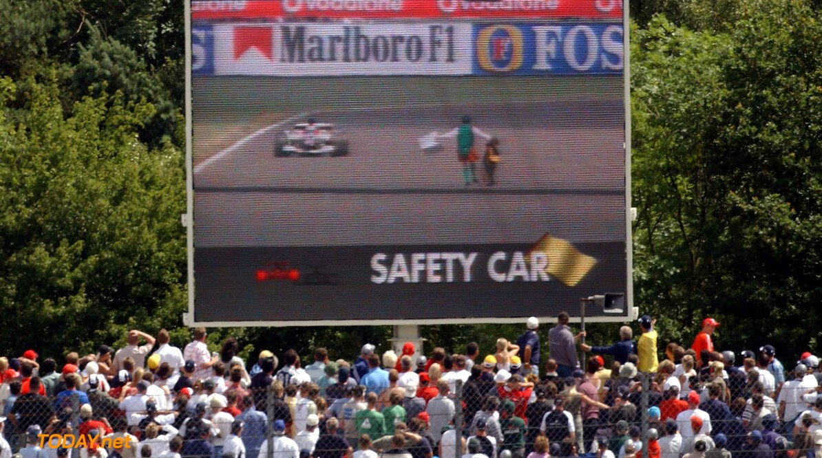 F1 to stream the 2003 British Grand Prix on Wednesday