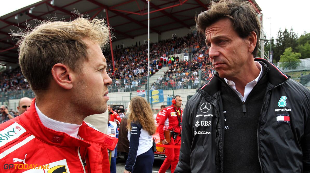 Wolff: Vettel not on top of Mercedes' 2021 wish list