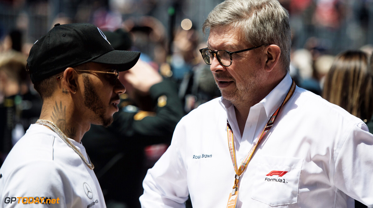Brawn: F1 supports Hamilton's stance against racism