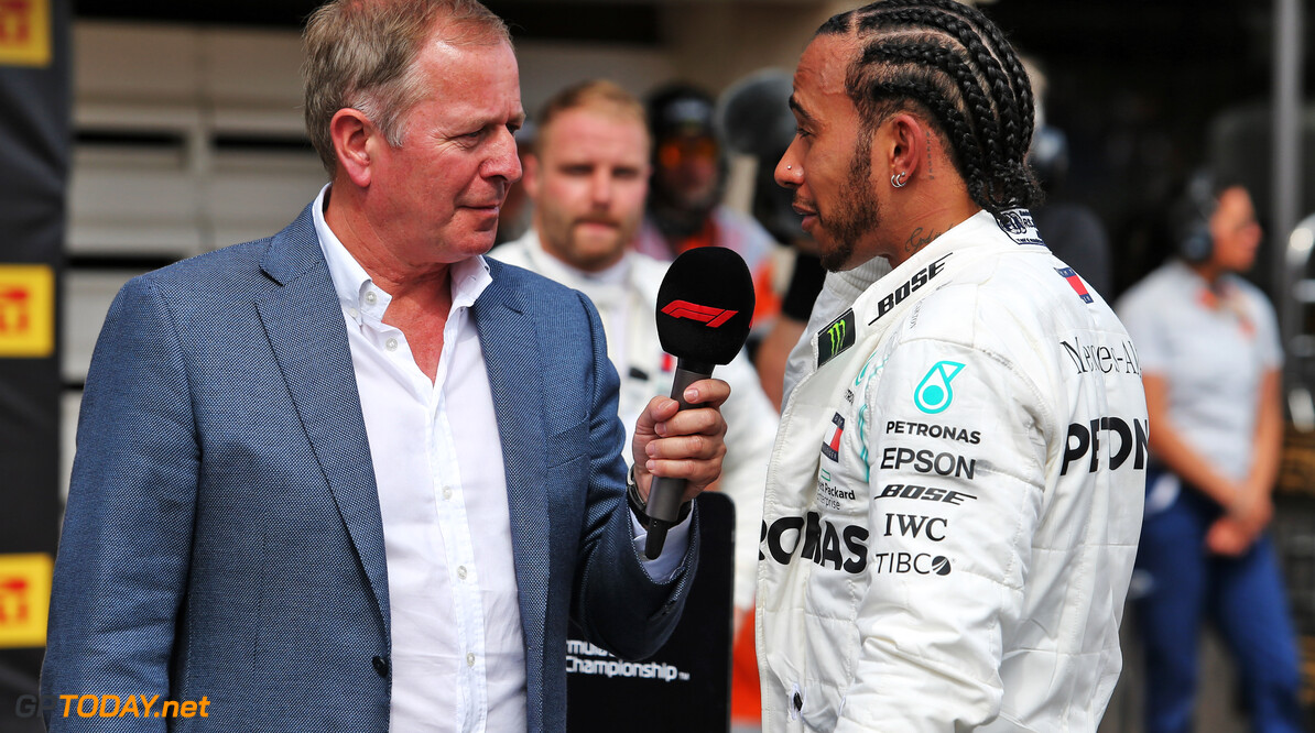 Brundle: Hamilton has 'earned the right' to lash out against racism