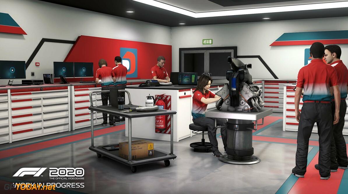 'Nieuwste editie van officiële Formule 1-game verschijnt op 16 juli'