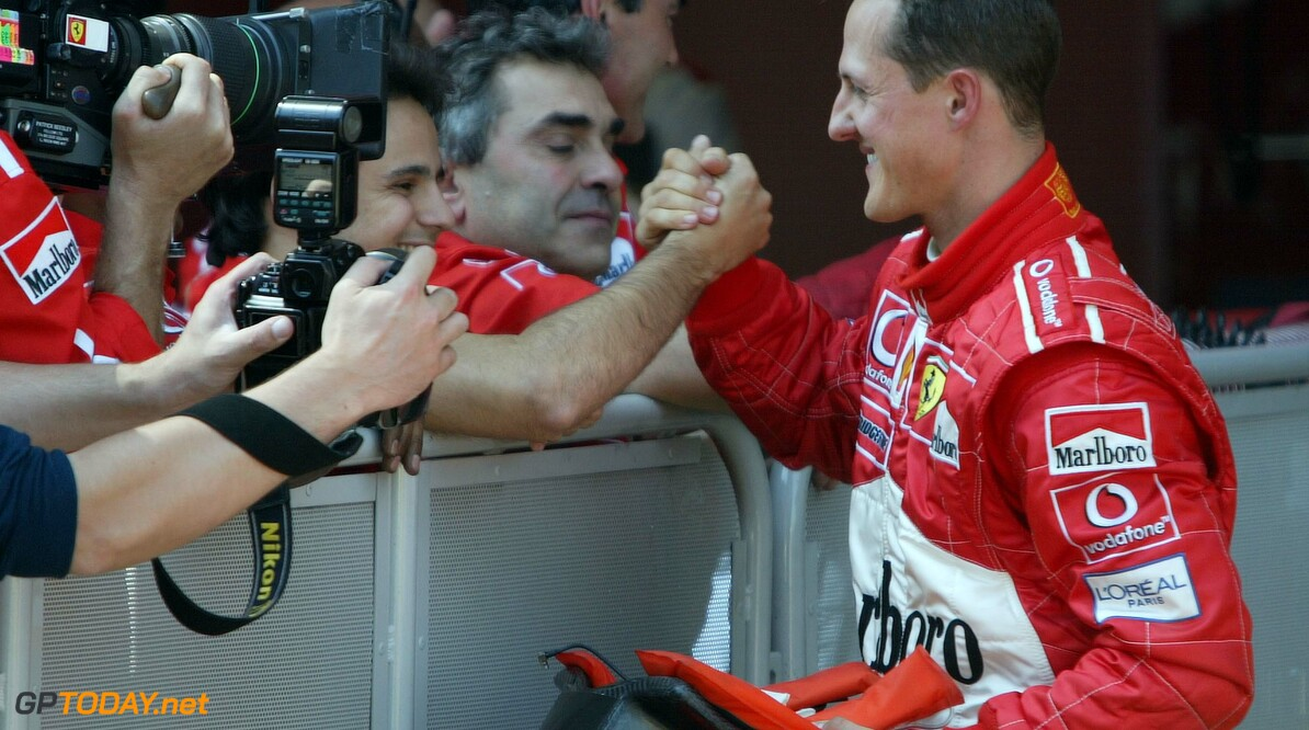 Schumacher racing suit among items up for bid at FIA auction