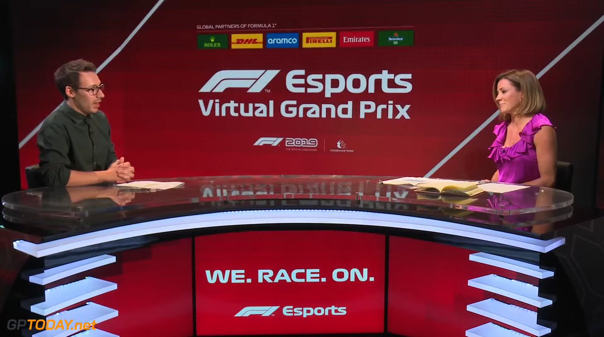 F1 reports viewing figures for Virtual GP series