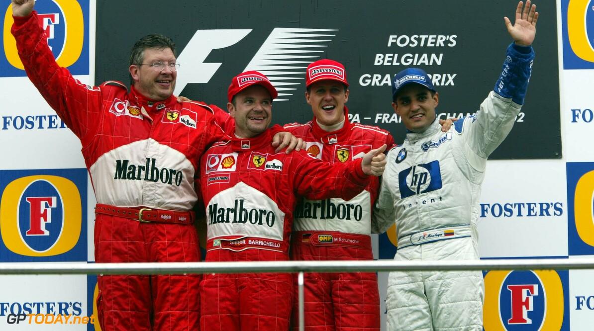 Montoya: Brawn wanted me to join Ferrari
