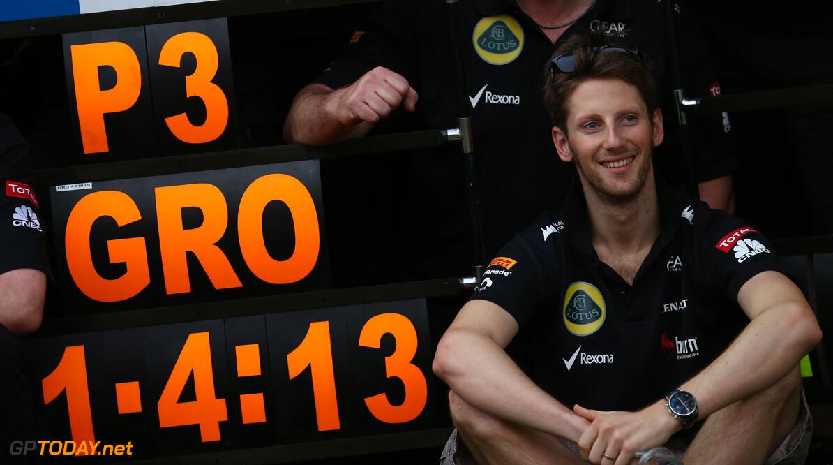 Grosjean: Return to Renault would be 'a nice story'