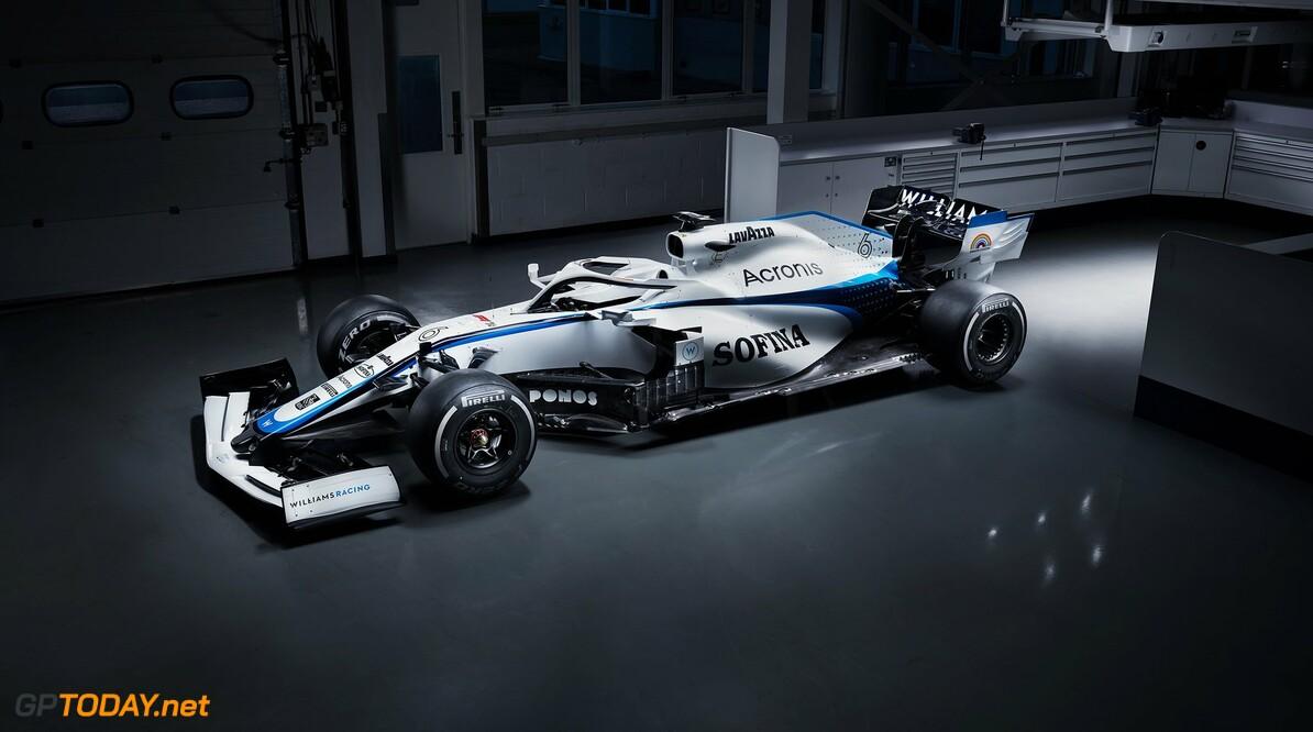 Williams presenteert nieuwe kleurstelling voor seizoen 2020