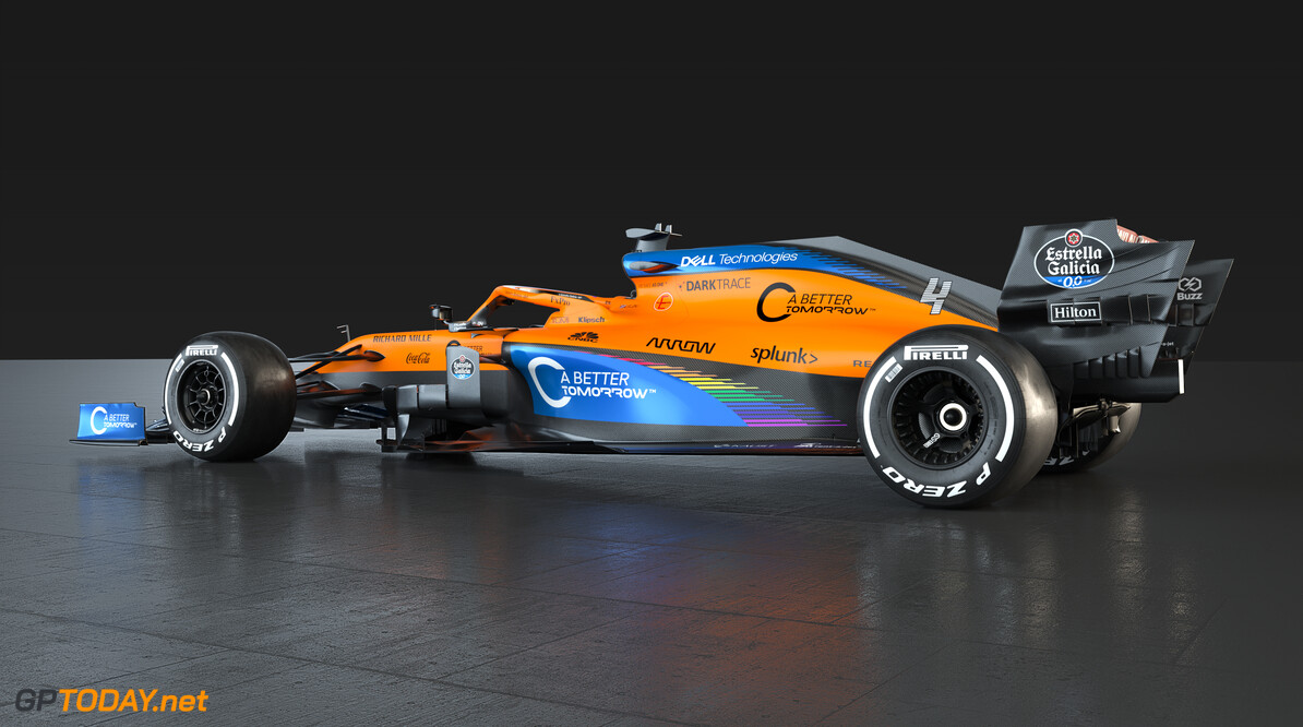 McLaren to use slightly revised livery in 2020 as part of #WeRaceAsOne initiative
