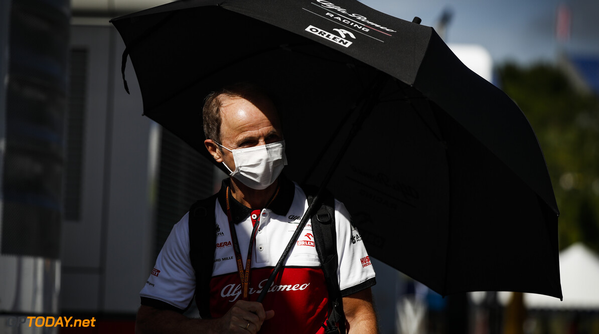 Alfa Romeo Racing ORLEN Team, ambiance during the Formula 1 Rolex Grosser Preis von Osterreich 2020, Austrian Grand Prix from July 02 to 05, 2020 on the Red Bull Ring, in Spielberg, Austria - Photo Florent Gooden / DPPI F1 - AUSTRIAN GRAND PRIX 2020  Florent Gooden Spielberg Austria  2020 AUTRICHE Austria FORMULA 1 FORMULE 1 FORMULE UN GRAND PRIX MARS MOTOR RACING Motorsport Red Bull Ring Spielberg europe f1