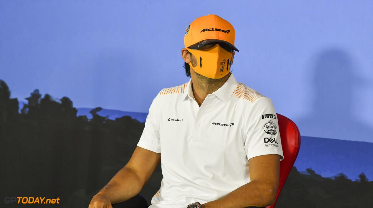 Sainz voelt dreiging van Renault en Racing Point
