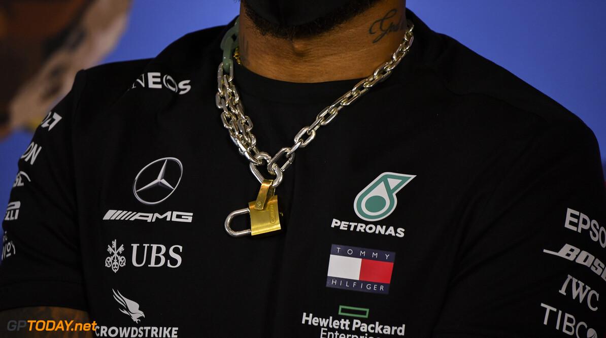 """Ralf Schumacher: """"Lewis Hamilton is afgeleid door het BLM-activisme"""""""