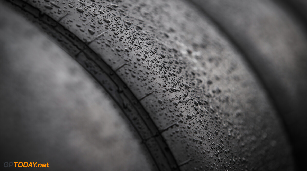 Rain on Pirelly tyres during the Formula 1 Rolex Grosser Preis von Osterreich 2020, Austrian Grand Prix from July 02 to 05, 2020 on the Red Bull Ring, in Spielberg, Austria - Photo Florent Gooden / DPPI F1 - AUSTRIAN GRAND PRIX 2020  Florent Gooden Spielberg Austria  2020 AUTRICHE Austria FORMULA 1 FORMULE 1 FORMULE UN GRAND PRIX MARS MOTOR RACING Motorsport Red Bull Ring Spielberg europe f1
