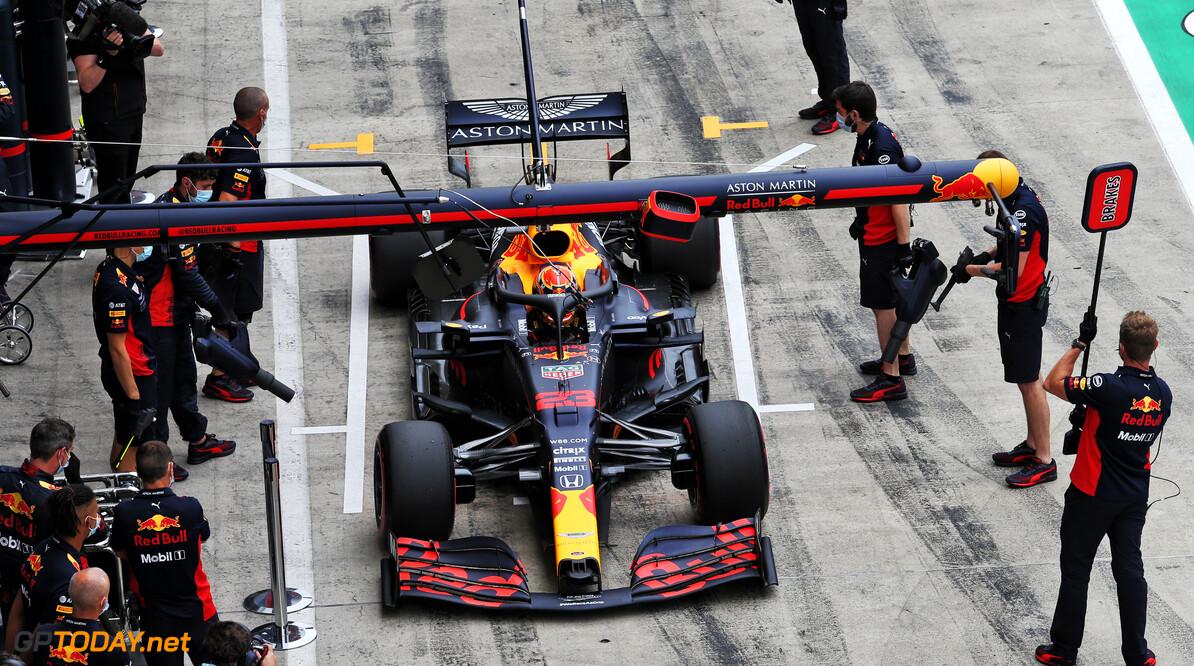 Red Bull Racing weer bovenaan lijst met snelste pitstops