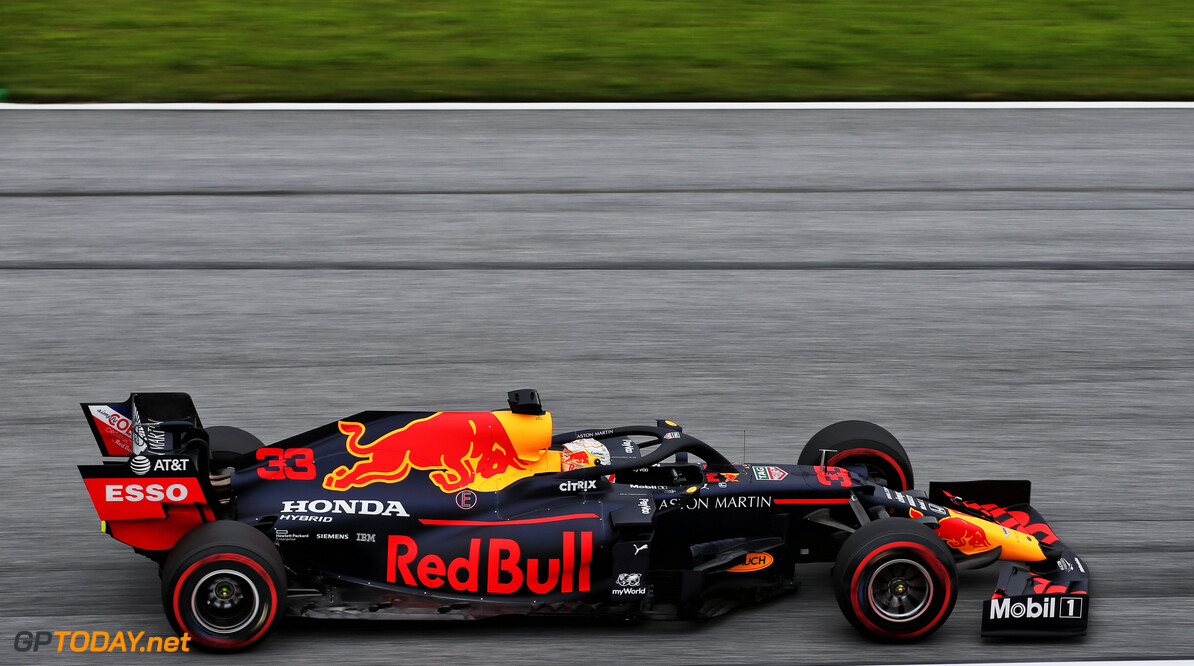 Red Bull: Beating both Mercedes in qualifying a 'tall order'
