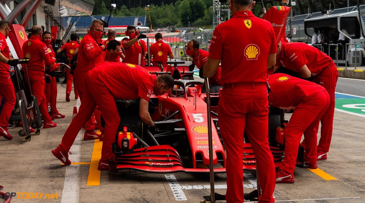 Webber: Chemistry 'gone' between Ferrari and Vettel