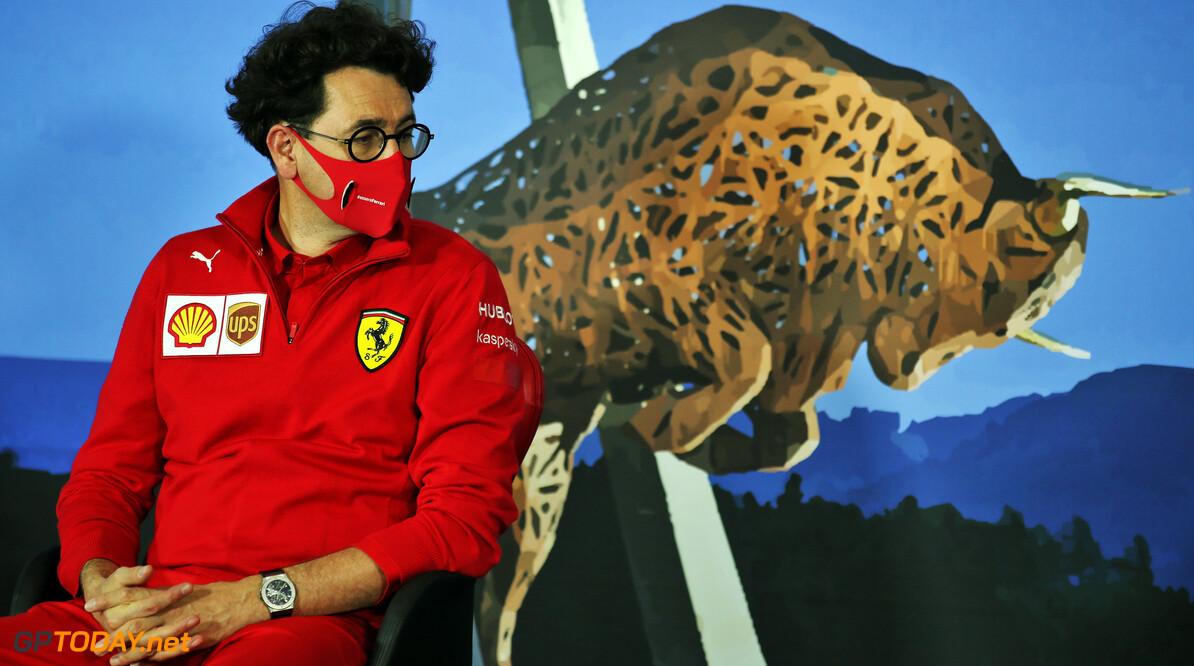 Positie Mattia Binotto bij Ferrari begint te wankelen