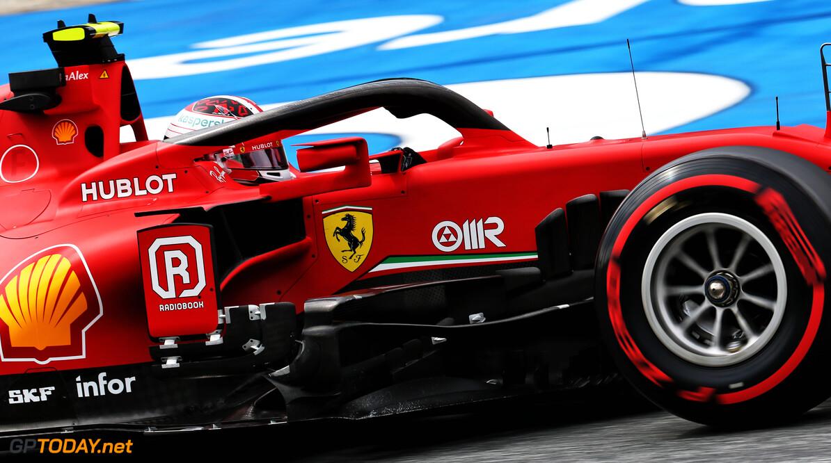 Radiobook verlengt de sponsorovereenkomst met Ferrari