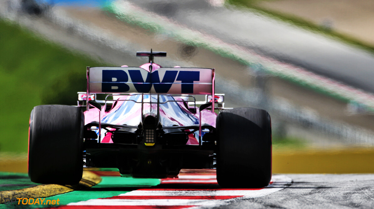 McLaren: Racing Point 'too far away' to fight