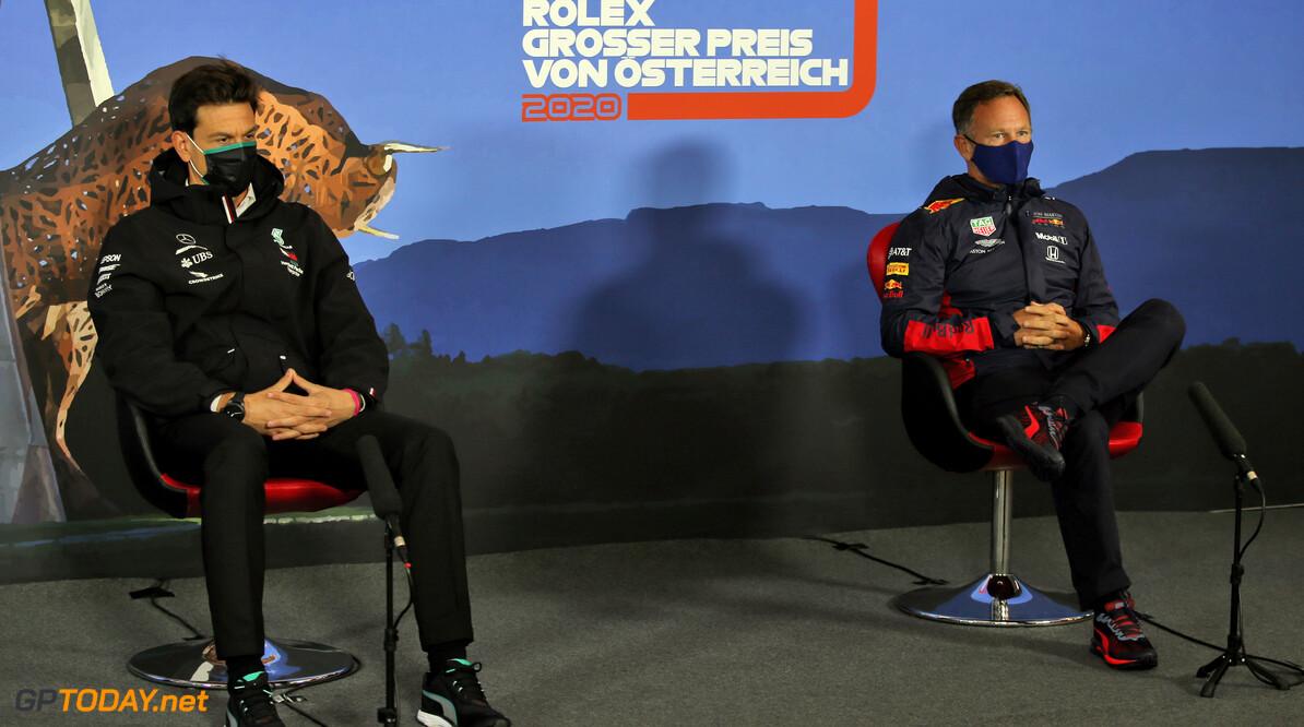 Red Bull initiates protest against Mercedes' DAS system