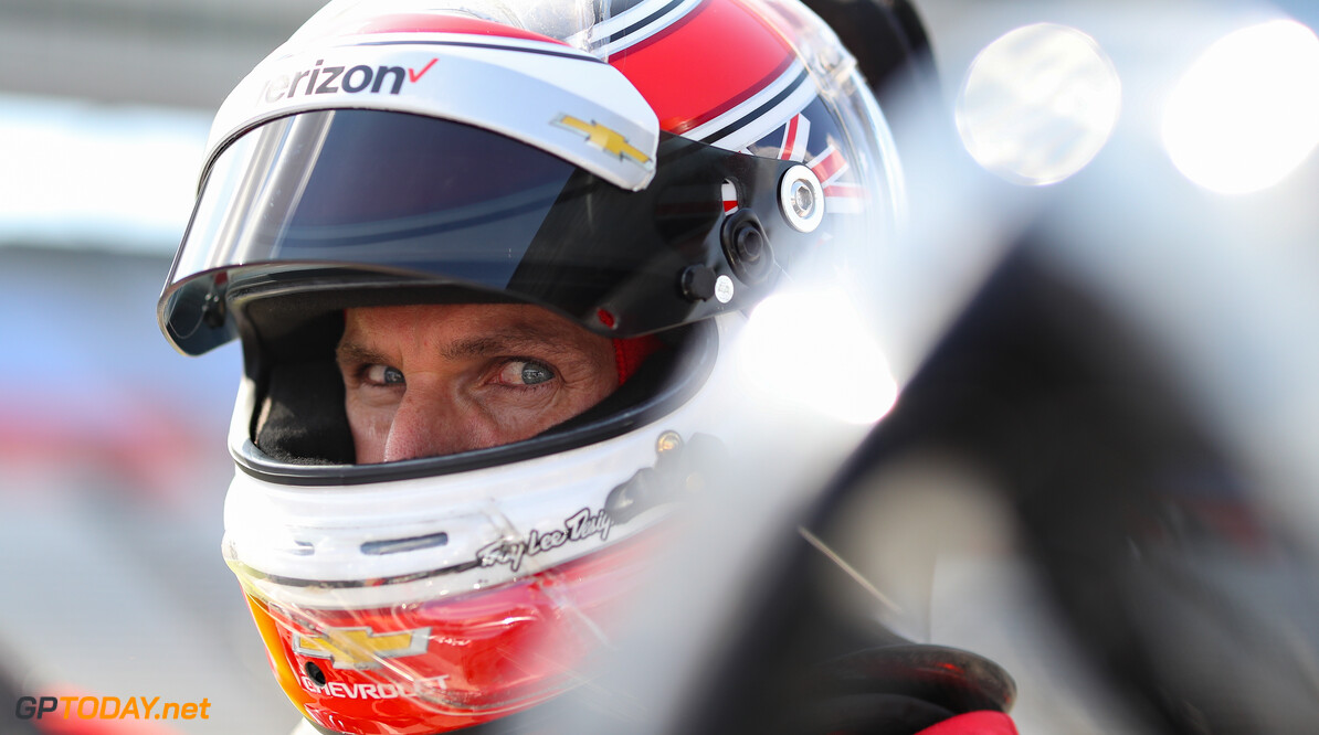 <strong>Practice: </strong> Power finishes on top at IMS road course