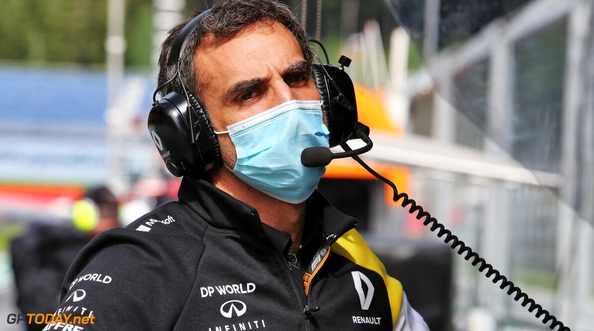 Renault wil niet met Red Bull maar zelf races winnen