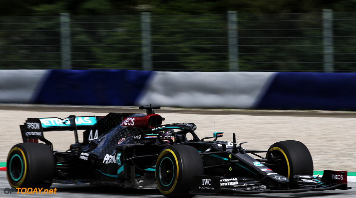 Mercedes' DAS system declared legal following Red Bull protest