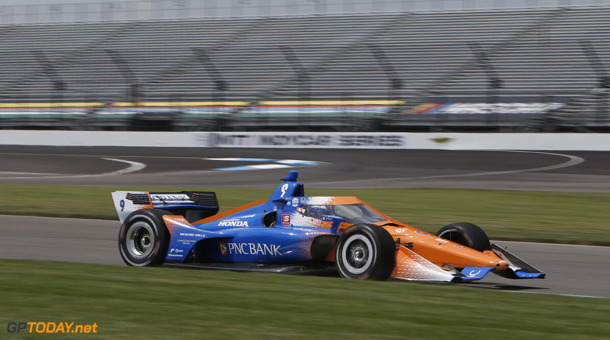 <strong>GMR Indy Grand Prix</strong>:  Dixon takes convincing win at Indy ahead of Rahal