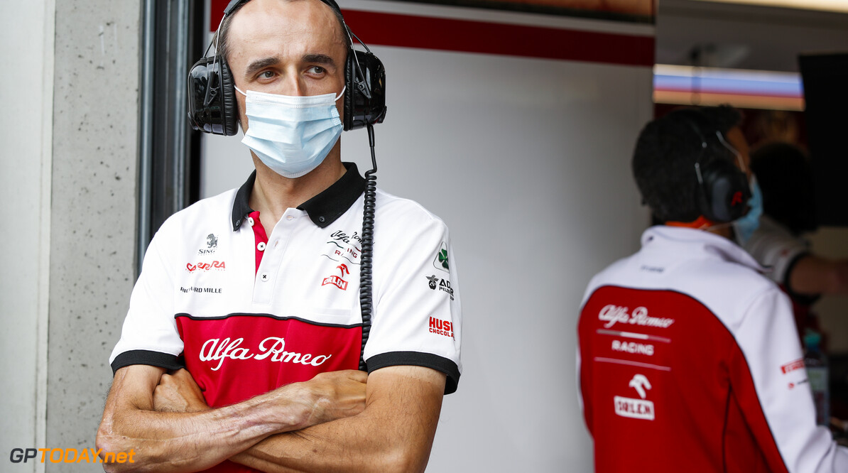 KUBICA Robert (pol), Reserve Driver of Alfa Romeo Racing ORLEN, portrait during the Formula 1 Rolex Grosser Preis von Osterreich 2020, Austrian Grand Prix from July 02 to 05, 2020 on the Red Bull Ring, in Spielberg, Austria - Photo Florent Gooden / DPPI F1 - AUSTRIAN GRAND PRIX 2020  Florent Gooden Spielberg Austria  2020 AUTRICHE Austria FORMULA 1 FORMULE 1 FORMULE UN GRAND PRIX MARS MOTOR RACING Motorsport Red Bull Ring Spielberg europe f1