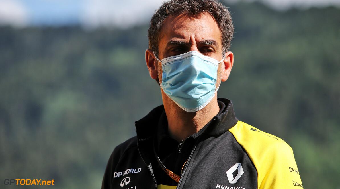 Cyril Abiteboul keert terug in de Formule 1