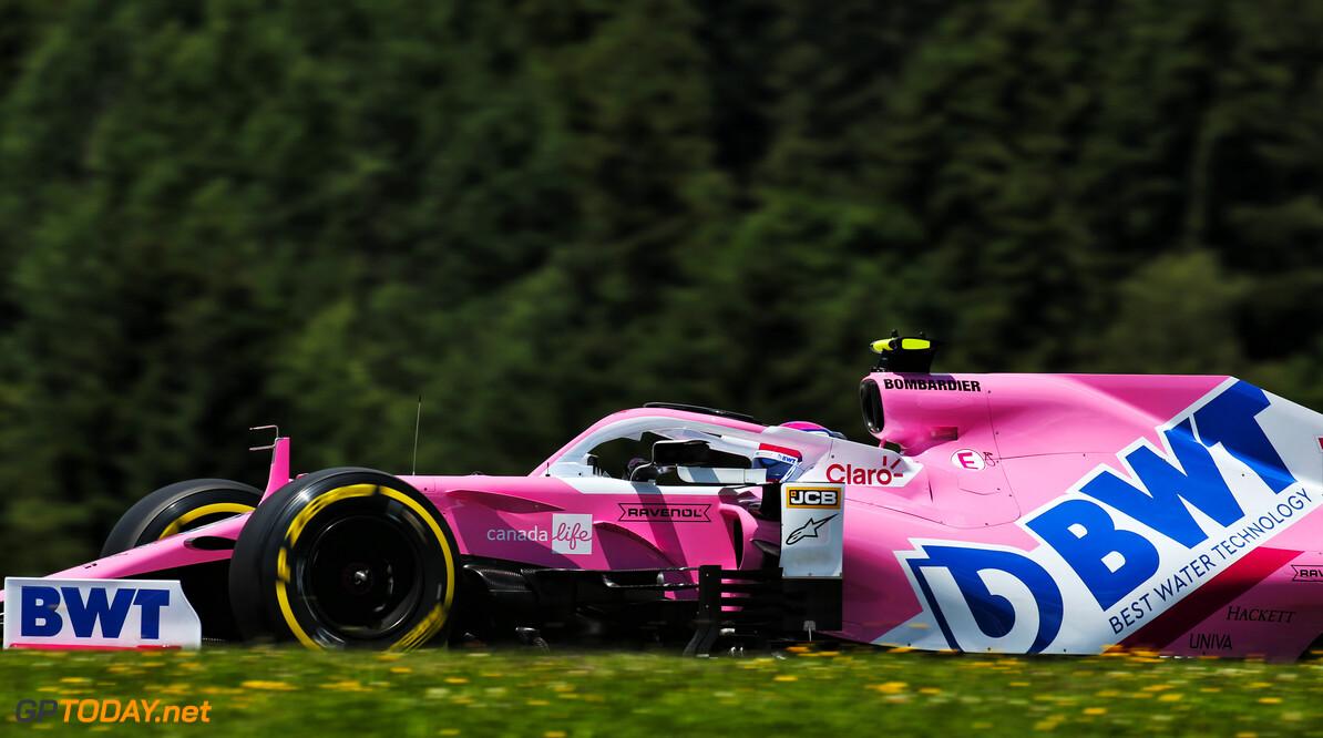Racing Point RP20 illegaal volgens FIA