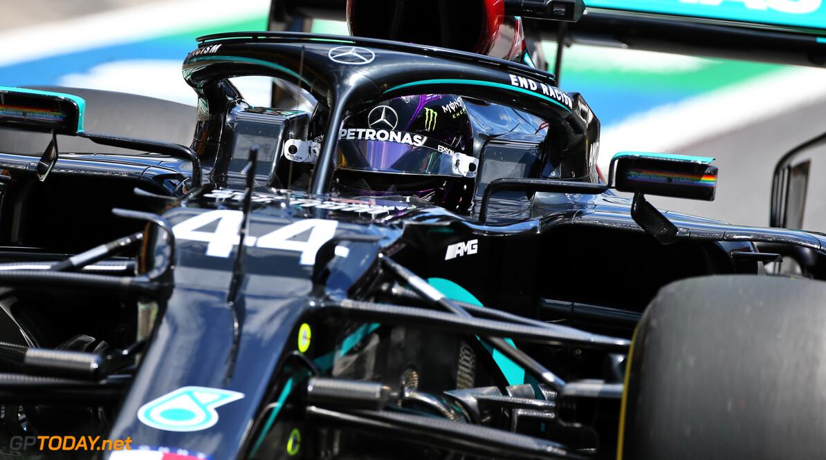Hamilton edging towards race ban after collision with Albon