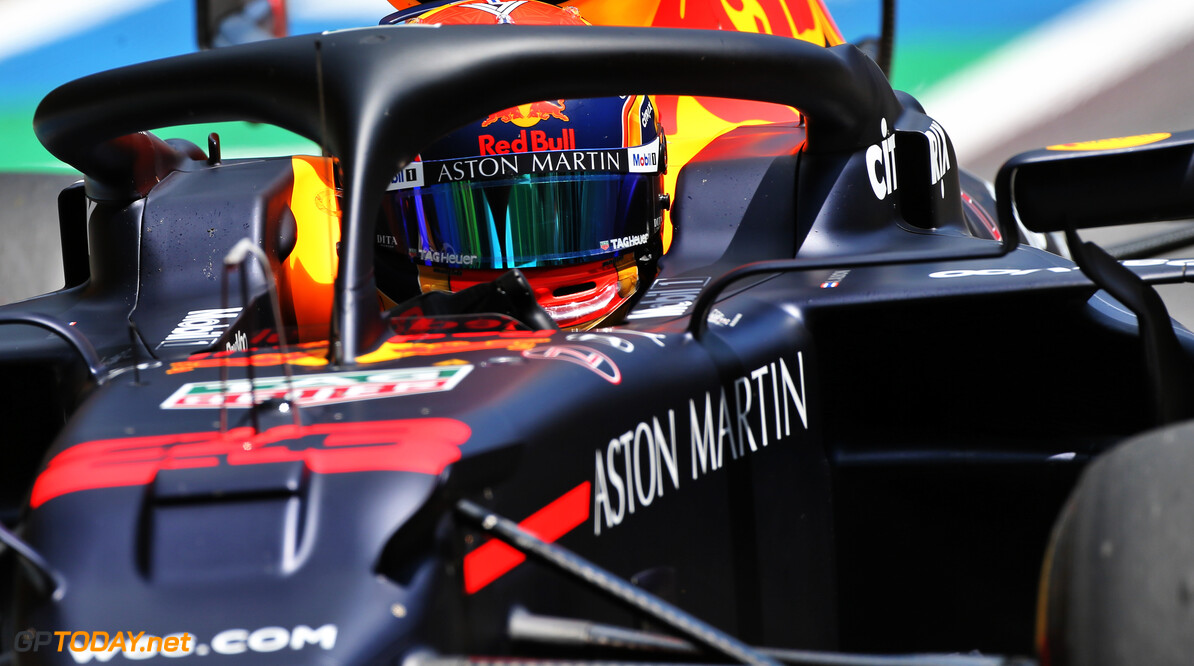 Albon feels denied of race win following Hamilton clash