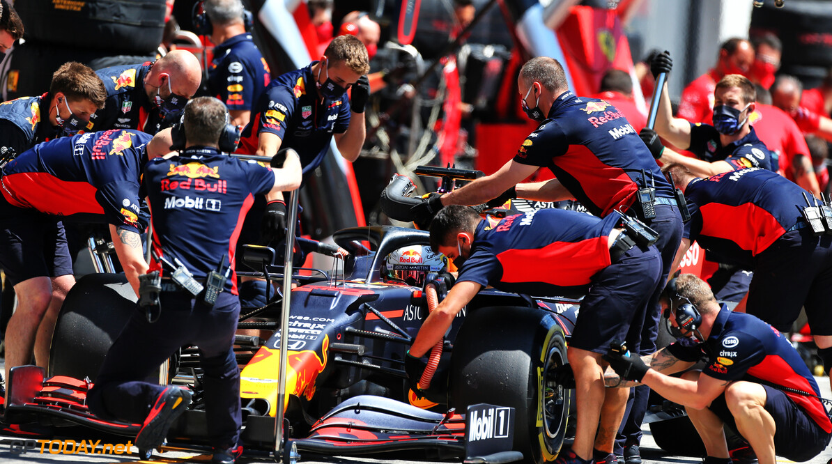 Is Red Bull Racing bang voor 2021?