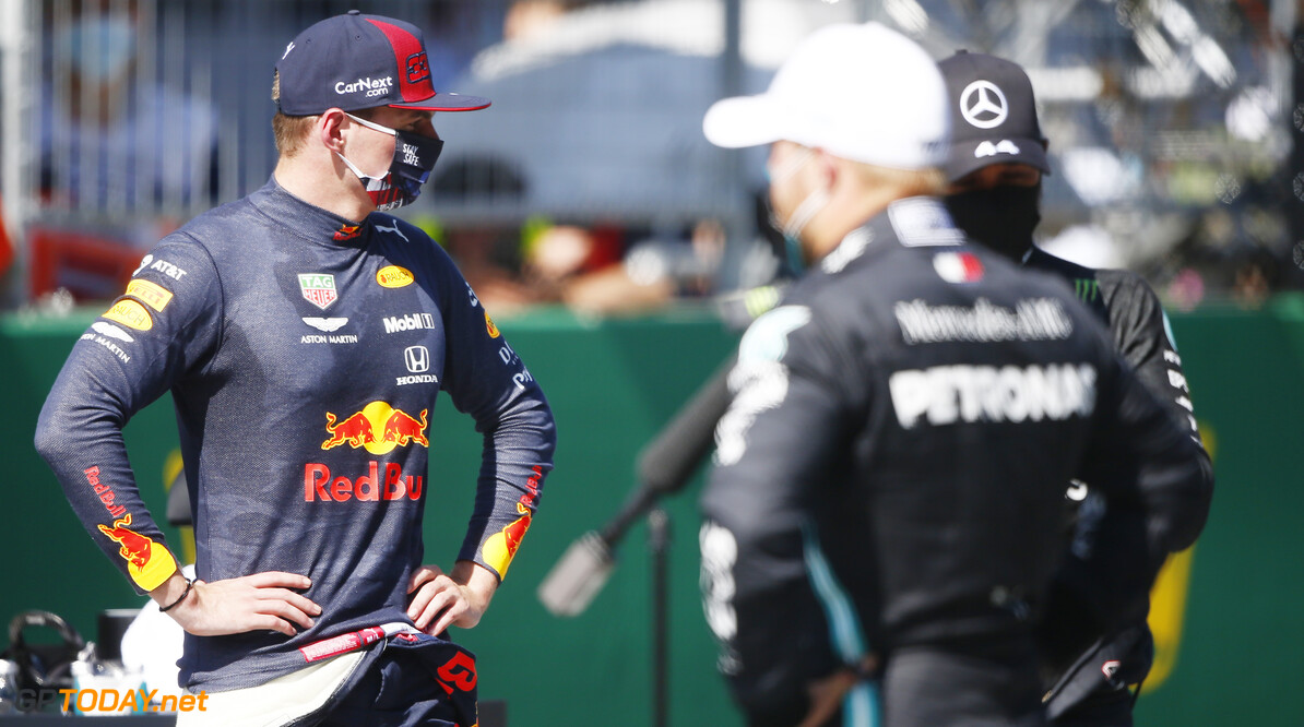 """Max Verstappen na Oostenrijk: """"Kans op wereldtitel nu een stuk kleiner"""""""