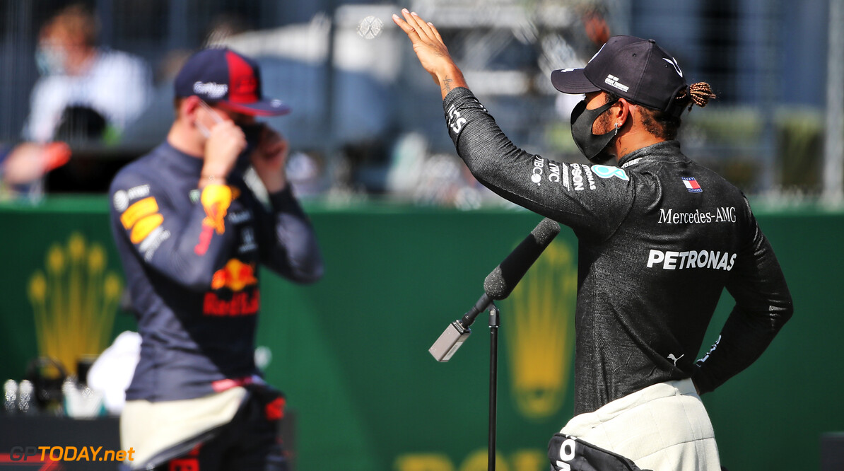 Red Bull request review of Hamilton's Q3 penalty avoidance