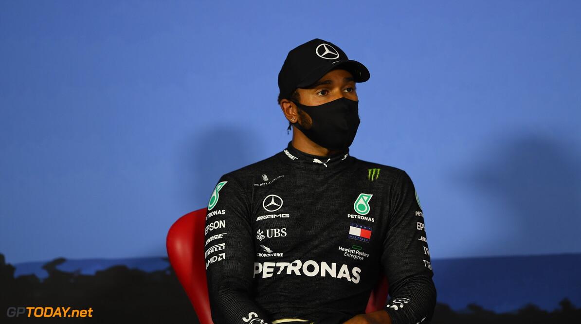 Breaking: Red Bull tekent protest aan tegen uitblijven straf Hamilton