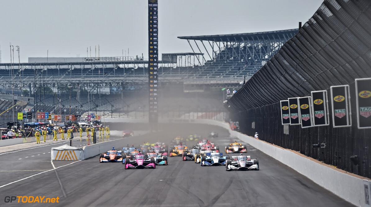Rinus Veekay pakt eerste podium in IndyCar