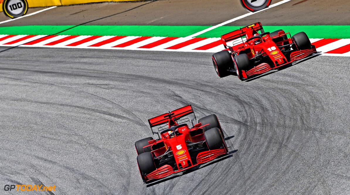 GP AUSTRIA F1/2020 -  SABATO 04/07/2020    GP AUSTRIA F1/2020 -  SABATO 04/07/2020       credit: @Scuderia Ferrari Press Office GP AUSTRIA F1/2020 -  SABATO 04/07/2020    (C) FOTO COLOMBO IMAGES SPIELBERG AUSTRIA