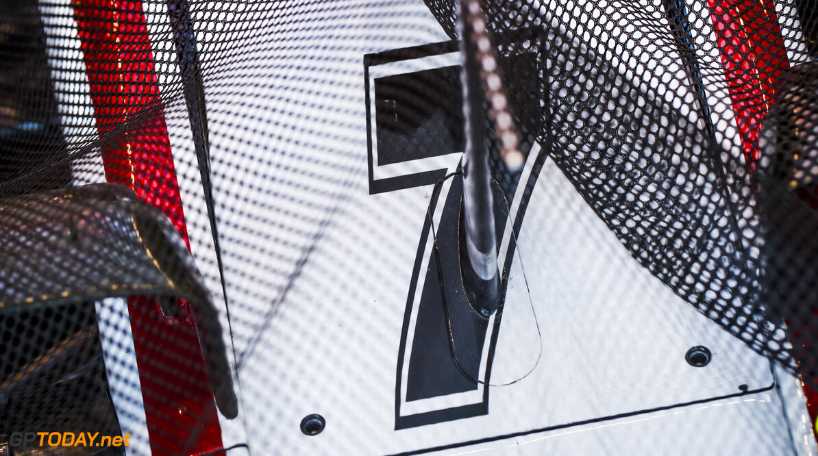 Alfa Romeo Racing ORLEN C39, mechanical detail during the Formula 1 Rolex Grosser Preis von Osterreich 2020, Austrian Grand Prix from July 02 to 05, 2020 on the Red Bull Ring, in Spielberg, Austria - Photo Florent Gooden / DPPI F1 - AUSTRIAN GRAND PRIX 2020