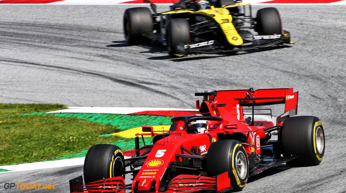 Ferrari en Alpine doorstaan crashtest voor 2022