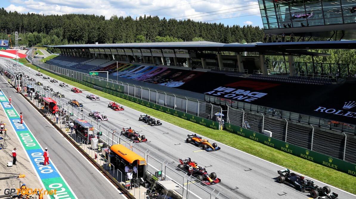 'Formule 1 grijpt terug op 14.00 uur als standaard aanvangstijdstip'