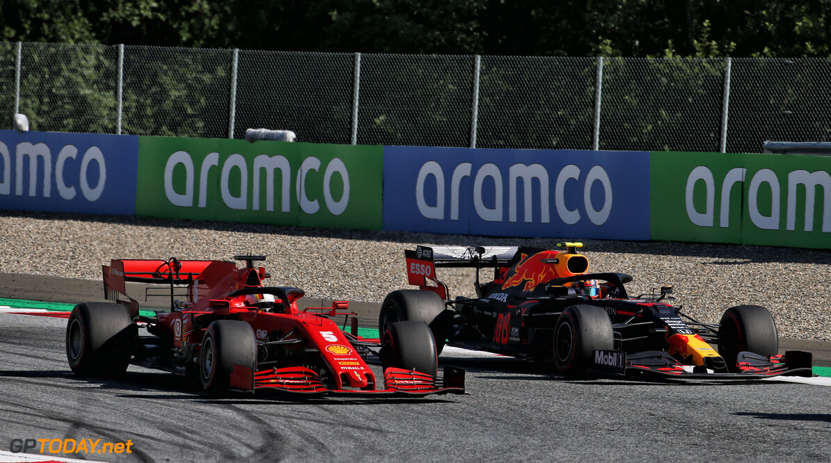 Vettel would 'probably say yes' to 2021 Red Bull F1 offer