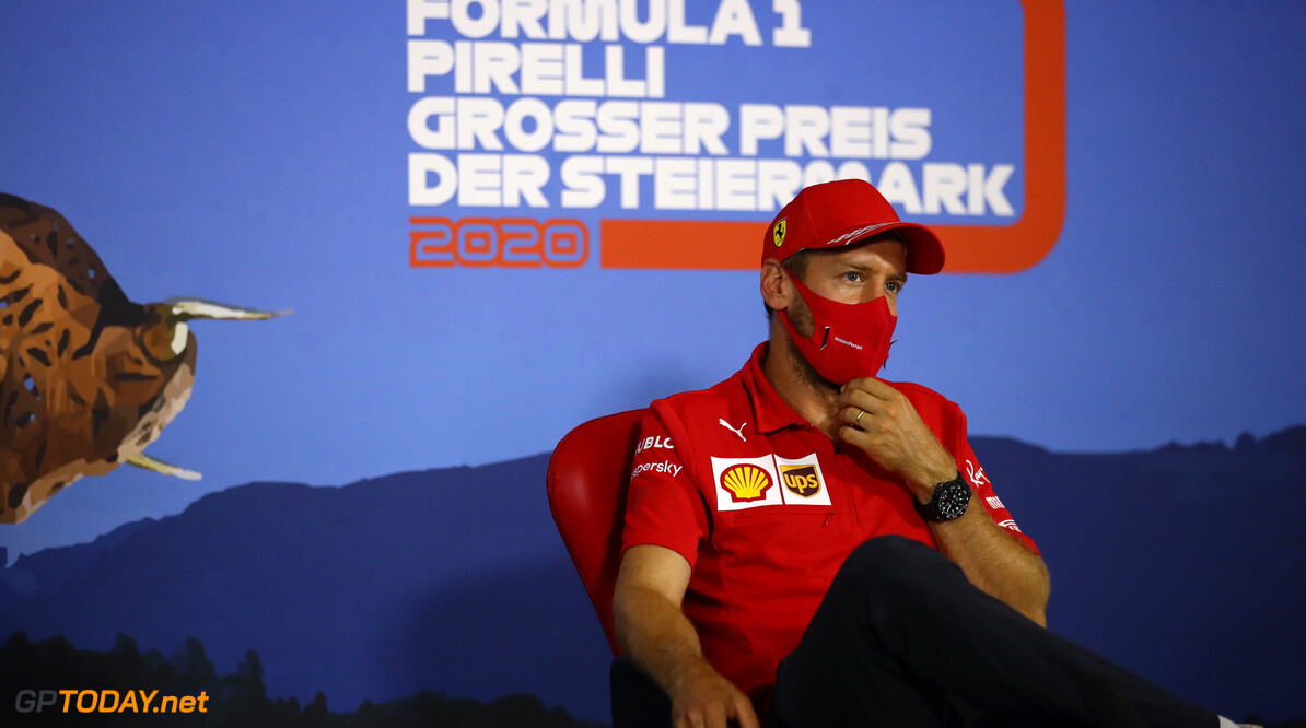 Red Bull rules out Vettel deal for 2021