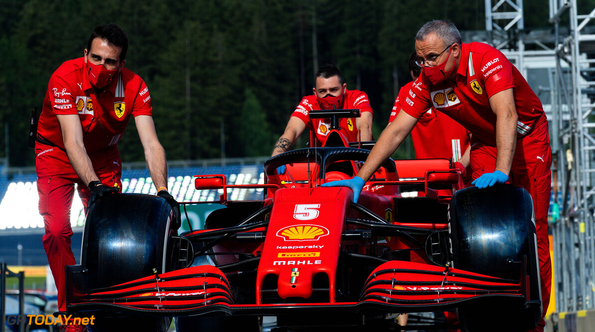 GP STYRIA F1/2020 -  GIOVED? 09/07/2020     GP STYRIA F1/2020 -  GIOVED? 09/07/2020     credit: @Scuderia Ferrari Press Office GP STYRIA F1/2020 -  GIOVED? 09/07/2020     (C) FOTO COLOMBO IMAGES SPIELBERG AUSTRIA