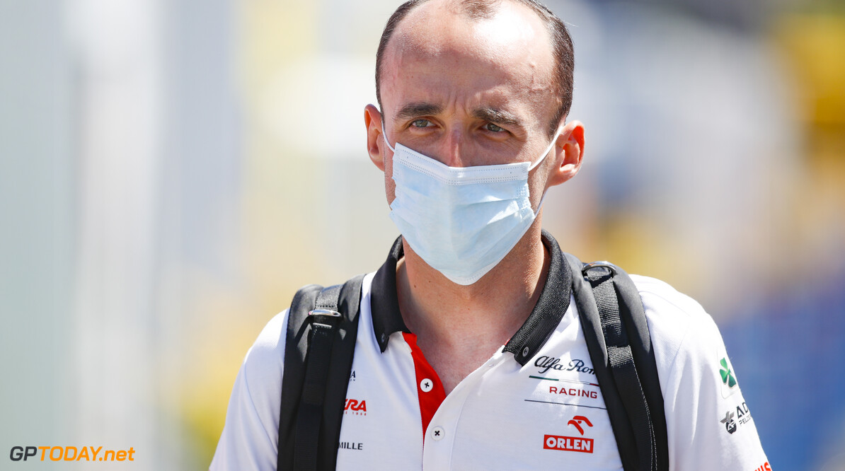 KUBICA Robert (pol), Reserve Driver of Alfa Romeo Racing ORLEN, portrait during the Formula 1 Pirelli Grosser Preis der Steiermark 2020, Styrian Grand Prix from July 10 to 12, 2020 on the Red Bull Ring, in Spielberg, Austria - Photo Florent Gooden / DPPI F1 - STYRIAN GRAND PRIX 2020  Florent Gooden Spielberg Austria  2020 AUTRICHE Austria FORMULA 1 FORMULE 1 FORMULE UN GRAND PRIX MOTOR RACING Motorsport Red Bull Ring Spielberg Styrian Styrie europe f1