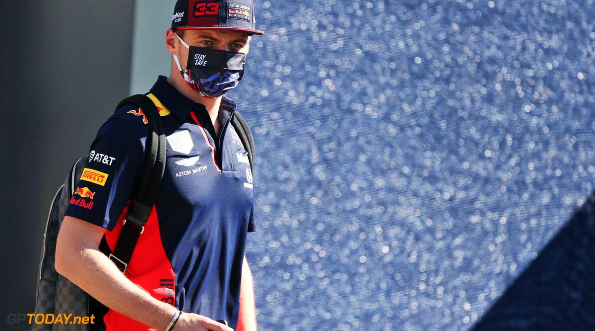 """Max Verstappen is blij: """"Vandaag veel beter gevoel, gaat de goede kant op"""""""