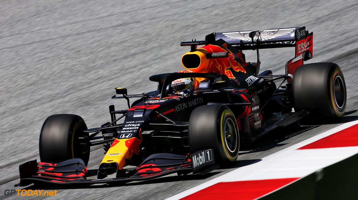 Max Verstappen  wisselt versnellingsbak voor tweede race Oostenrijk