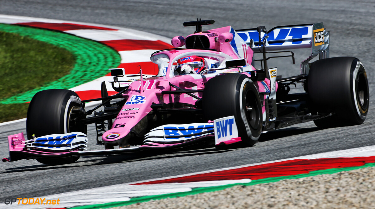 <strong>FP1:</strong> Perez leads the field after first F1 Styrian GP practice session