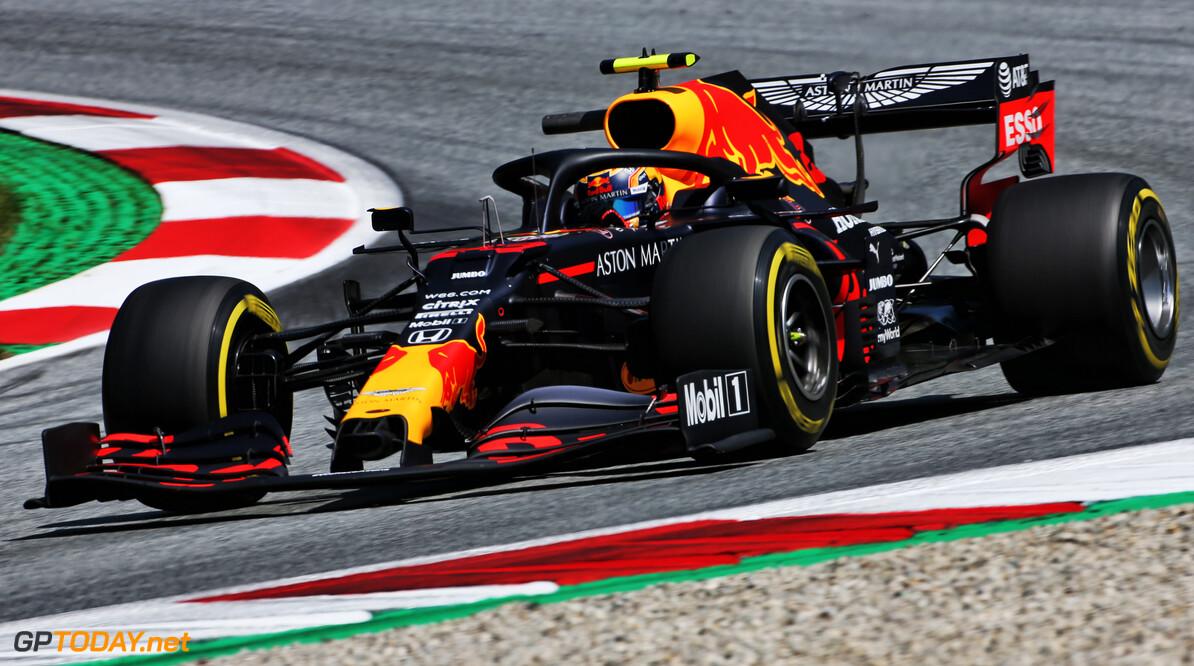 Perez snelste in eerste vrije training van de Grand Prix van Stiermarken, Verstappen tweede
