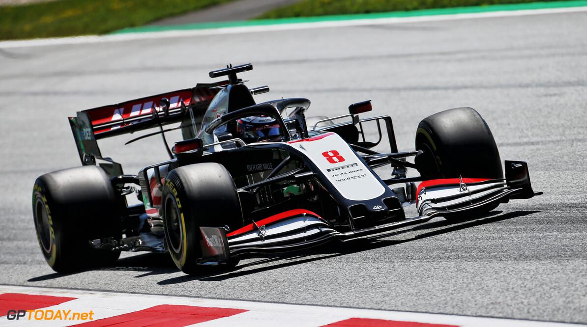 Grosjean ordered to take pit lane start for Styrian GP