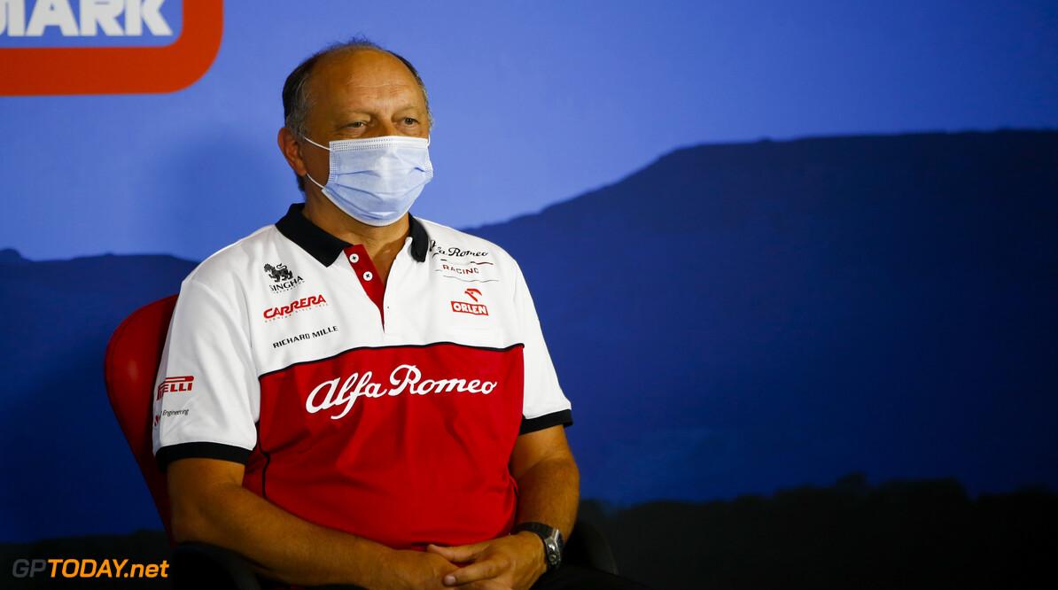 Vasseur wil nieuw contract Raikkonen niet bevestigen